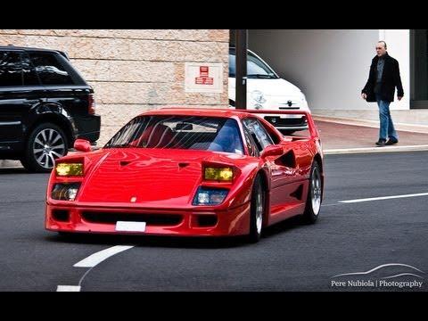 画像: Ferrari F40 Accelerate & Popping all the time !! youtu.be