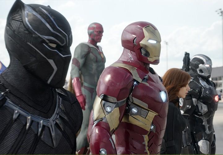 画像2: キャプテンとトニー・スターク。あなたたらどちらにつく?『シビル・ウォー/キャプテン・アメリカ』【2016年4月29日公開】