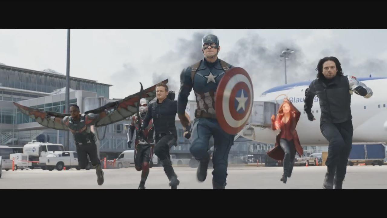 画像: 「シビル・ウォー/キャプテン・アメリカ」あのヒーローが参戦!最新USトレーラー www.youtube.com