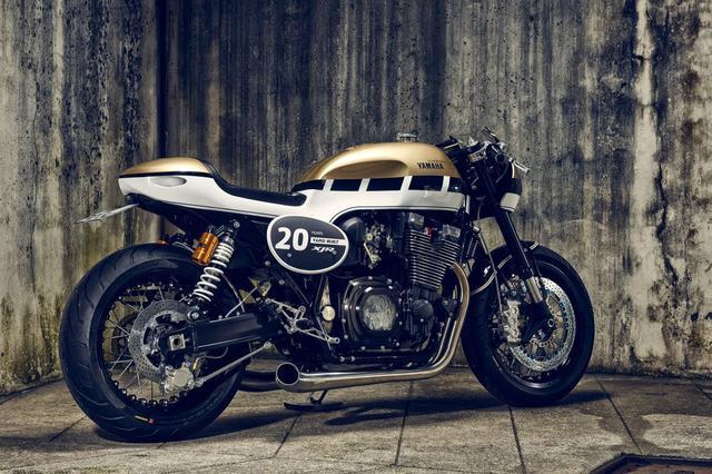 画像: ポルトガルのカスタムビルダーit roCkS!bikesのXJR1200! - LAWRENCE(ロレンス) - Motorcycle x Cars + α = Your Life.