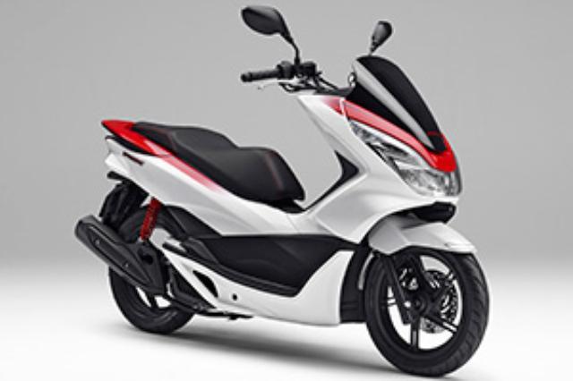 画像: 特別カラーを採用した「PCX Special Edition」と「PCX150 Special Edition」を限定発売