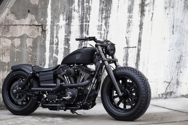 画像: Custom Harley-Davidson Fat Bob by Rough Crafts www.youtube.com
