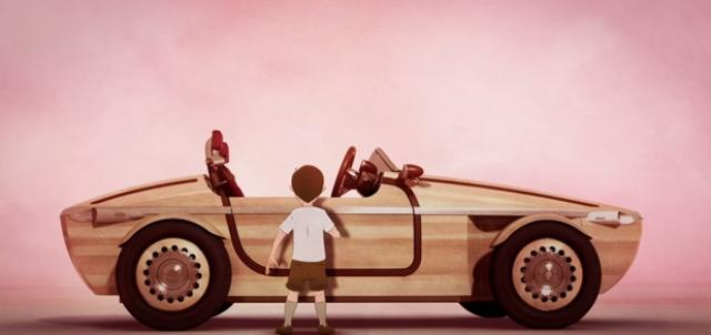 """画像1: """"人とクルマの新たなつながり""""を具現化したコンセプトカーTOYOTA『SETSUNA』。"""