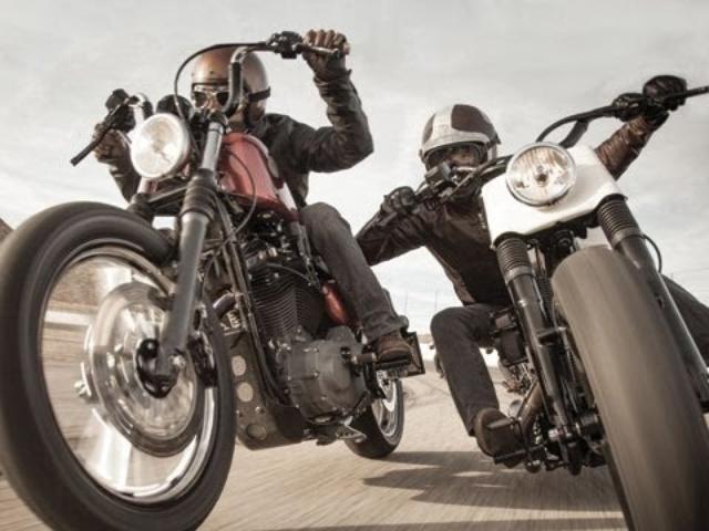 画像: カスタムハーレーのパーツメーカー RSDのプロモ動画。激しい走りに注目 - LAWRENCE(ロレンス) - Motorcycle x Cars + α = Your Life.