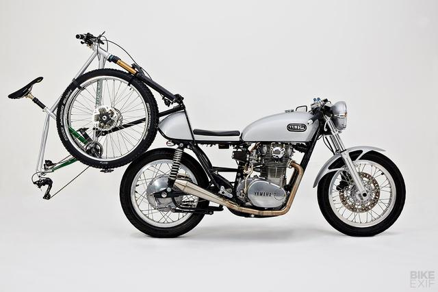 画像: Yamaha XS650 Custom Cafe Racer by Breadwinner Cycles www.youtube.com