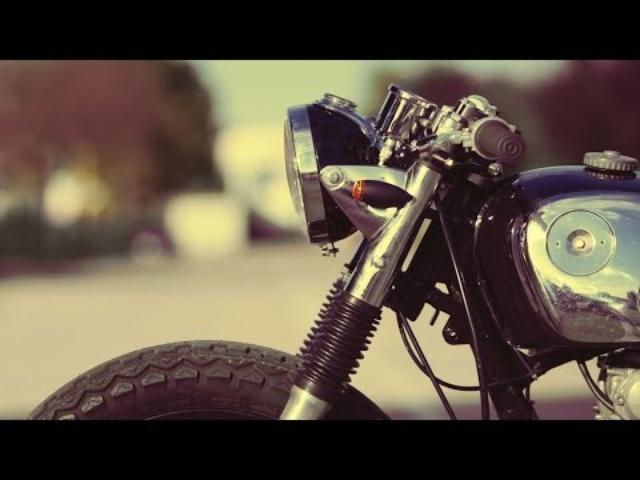 画像: Honda CB500T by North East Custom www.youtube.com