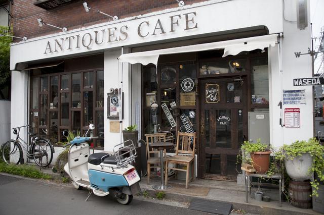 画像: ANTIQUES CAFE