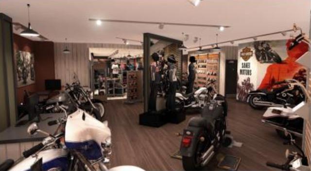 画像2: 日本で最も東に位置するハーレーダビッドソン正規販売店が2016年4月30日(土)に大幅リニューアルオープン!