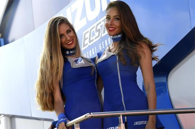 画像: MotoGPの公式DVDを通して、世界の美女に魅了されましょう! static4.masmoto.net