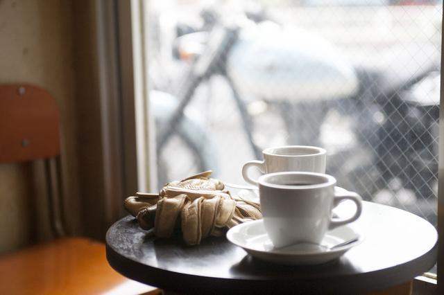 画像1: 【バイクに乗るということ】バイクとコーヒーのいい関係。
