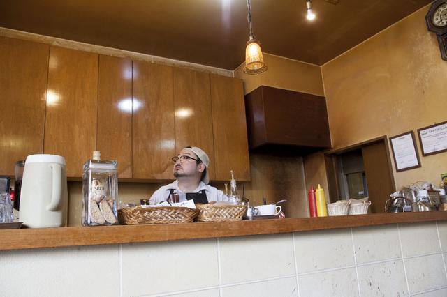 画像: ビーズコーヒー代表の木村弘幸さん。