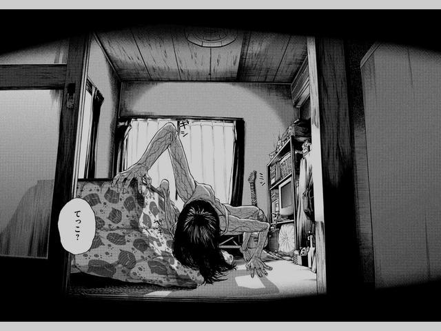 画像: 恋人てっこのアパートにやってきた鈴木英雄ですが・・