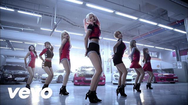 画像: AOA - 「愛をちょうだい」<Dance ver.> -Music Video- youtu.be