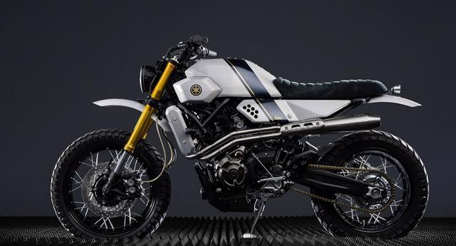 画像: トルコのカスタムビルダー Bunker Custom MotorcyclesがYAMAHA YARD BUILTに参加したら - LAWRENCE(ロレンス) - Motorcycle x Cars + α = Your Life.