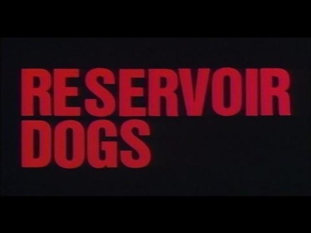 画像: 『レザボア・ドッグス』 日本予告篇 www.youtube.com