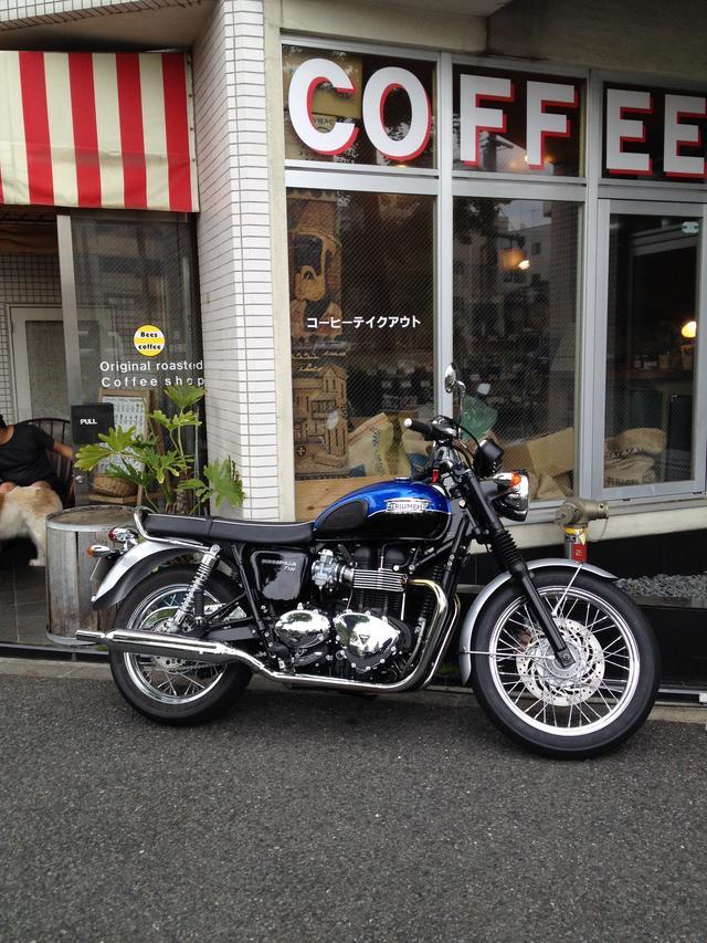 画像: 東京都文京区千石の、ビーズコーヒーさんに立ち寄りました。都内屈指の美味しいコーヒーを、リーズナブルなオネダンで味わえるステキなお店です。ブラジル政府公認の、コーヒー鑑定士の資格を持つオーナーのお店ならではの味を、ぜひ楽しんでください。
