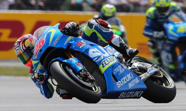 画像: 【MotoGP 第5戦 フランスGP 決勝】ビニャーレスとスズキで勝ち得た、ル・マンでセンセーショナルなポディウム!