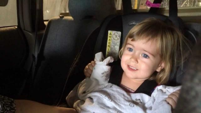 画像: Two-Year-Old's Adorable Car Wash Reactions youtu.be