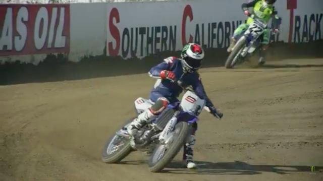 画像: ひとりは・・・MotoGPで3度のタイトルを獲得したスペインの英雄、ホルヘ・ロレンソ! www.youtube.com