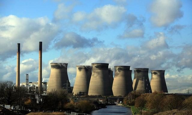 画像: UK energy from coal hits zero for first time in over 100 years