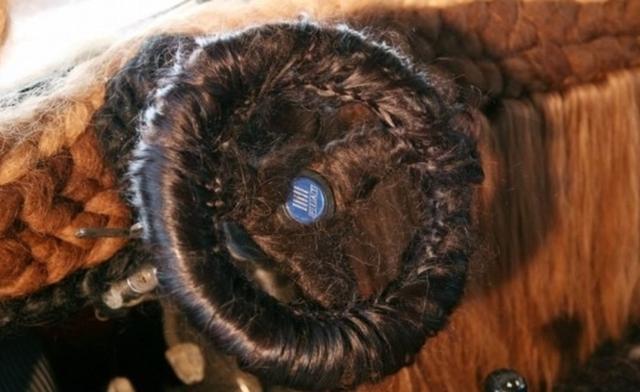 画像: ハンドルも髪の毛〜〜〜! www.autofocus.ca
