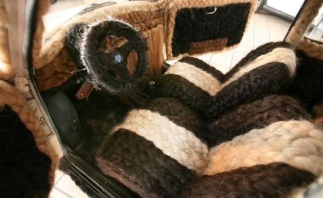 画像: シートも髪の毛!!!! www.autofocus.ca