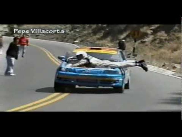 画像: Rodrigo Alonso Capot Humano Caminos del Inca 2004 youtu.be