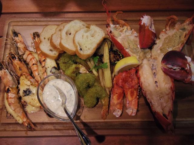 画像: R SHRIMP COMBO〜3種海老料理のCombo〜 5980円