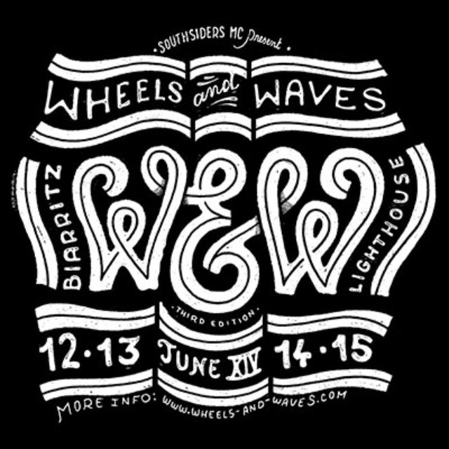 画像: Wheels & Waves - Wheels and Waves