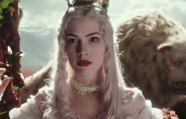 画像3: アリス・イン・ワンダーランドに登場する美女3人とドライブするなら?