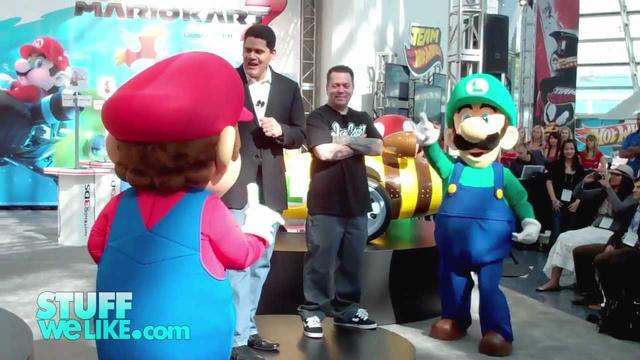 画像: LA Auto Show 2011: Nintendo youtu.be
