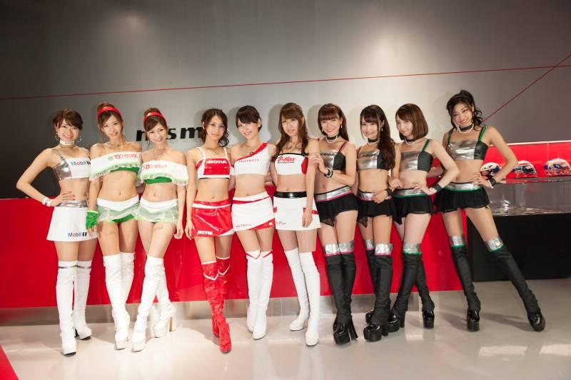 画像: 【綺麗なお姉さんは好きですか?】各チームのRQからチームを知ってみよう!!!2016年 MFJ全日本ロードレース選手権Rd.4 @ツインリンクもてぎvol.2 - LAWRENCE - Motorcycle x Cars + α = Your Life.