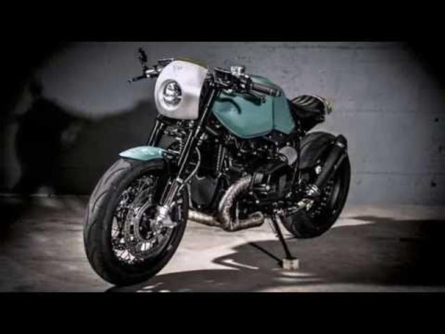 画像: スイスのカスタムビルダー VTR Customs再びBMWを溺愛。 - LAWRENCE - Motorcycle x Cars + α = Your Life.