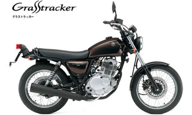 画像: グラストラッカー ビッグボーイ/グラストラッカー|スズキ バイク