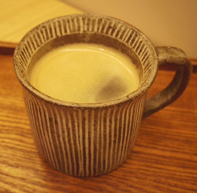画像: コーヒー、そしてコーヒーカップにもこだわりあり。有機栽培グァテマラ 650円