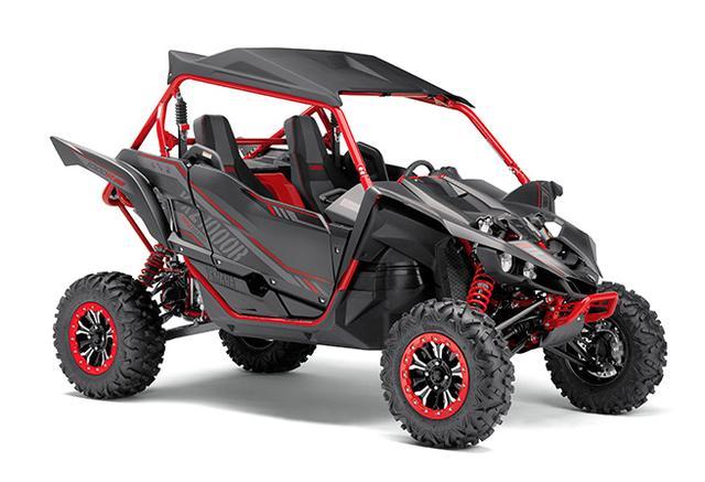 画像: [ニュースリリース]パドルシフトでギアチェンジが楽しめる ROVピュアスポーツモデル第2弾 「YXZ1000R SS」を北米市場などで発売