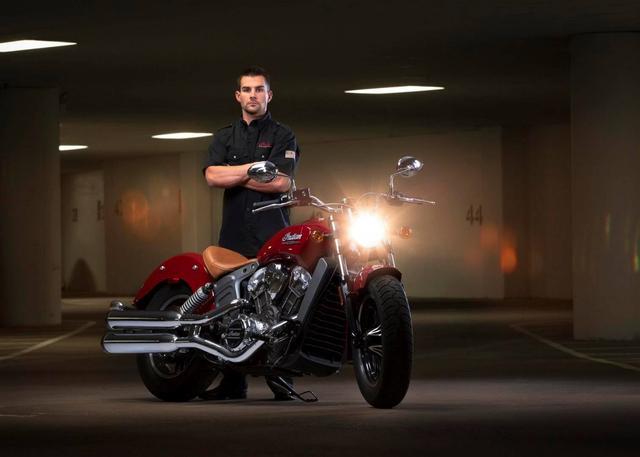 画像: インディアンがAMAフラットトラックにカンバック! - LAWRENCE - Motorcycle x Cars + α = Your Life.