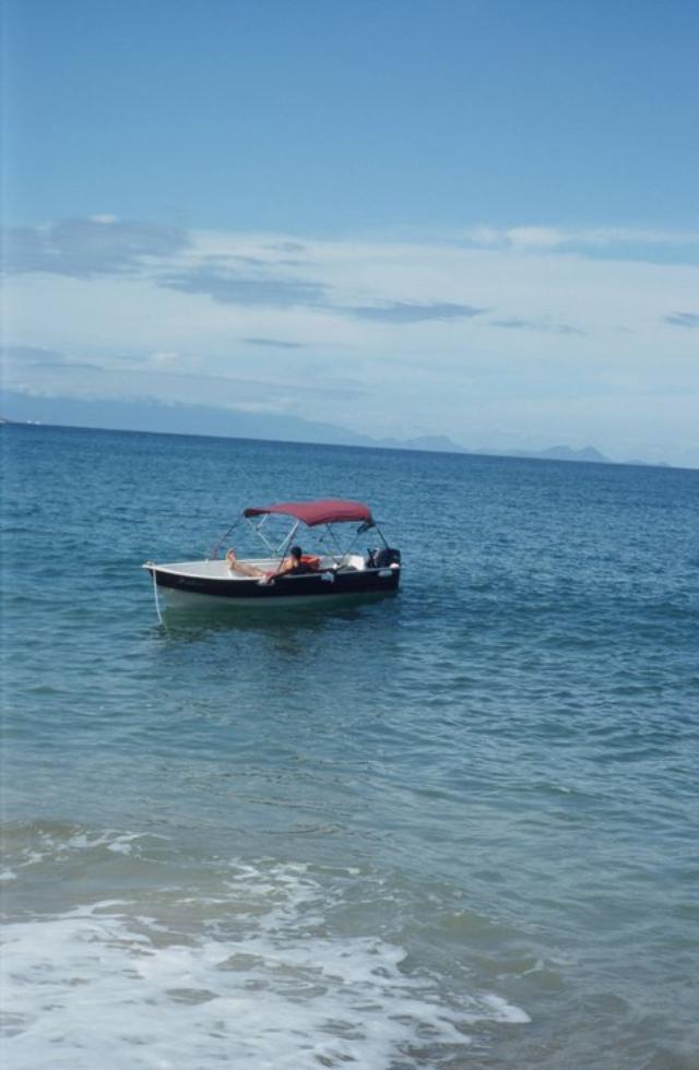 画像: ブラジルで見たボートで最高にバカンスしてる景色