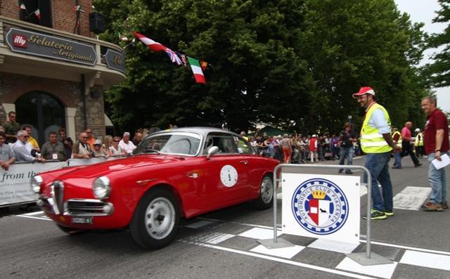 画像: Vernasca Silver Flag - Gara auto storiche