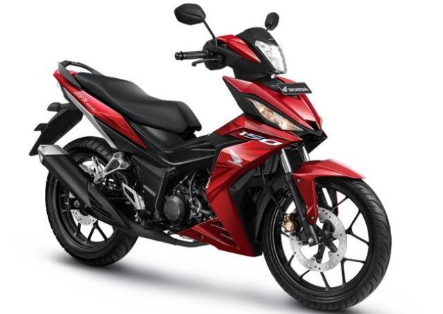 画像: ベースのSupra GTR 150、同じモデルがベトナムではHonda Winnerとして販売中 paultan.org