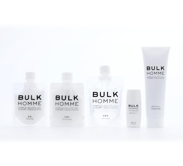 画像: 『BULK HOMME(バルクオム)』 bulk.co.jp