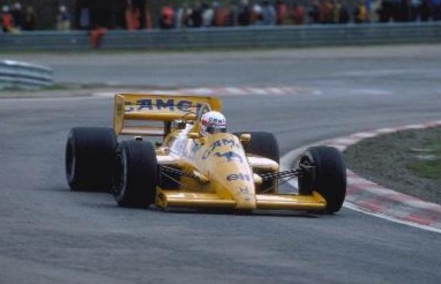 画像: Lotus Honda 99T (1987年) 【ドライバー:中嶋悟】 日本人初のF1フル参戦を果たした中嶋悟のデビューマシン。2戦目にして初ポイント獲得。第7戦のイギリスGPでは4位に入り、Hondaエンジンを搭載したウイリアムズとロータスによる1-2-3-4位を達成した。