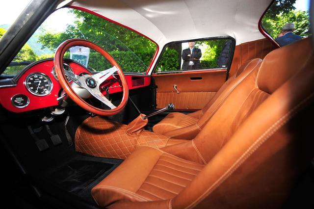 画像: Effeff Berlinetta Interior www.carbodydesign.com