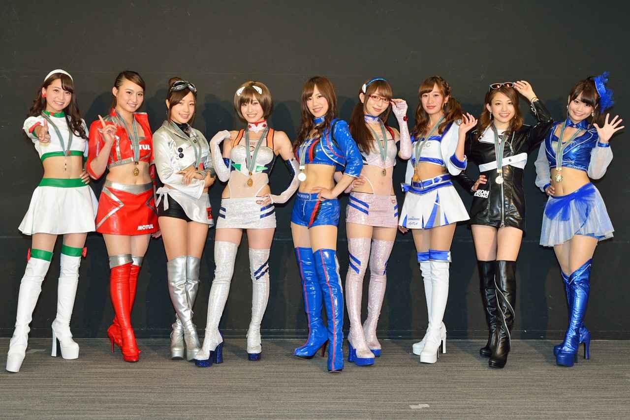 画像: 【綺麗なお姉さんは好きですか?】 各チームのRQからチームを知ってみよう!!! 2016年 MFJ全日本ロードレース選手権Rd.5@スポーツランドSUGO vol.2 - LAWRENCE - Motorcycle x Cars + α = Your Life.