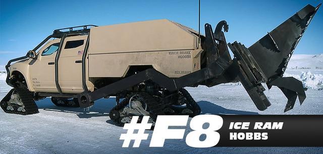 画像3: Fast & Furious 8(邦題:ワイルドスピード8)の新着情報