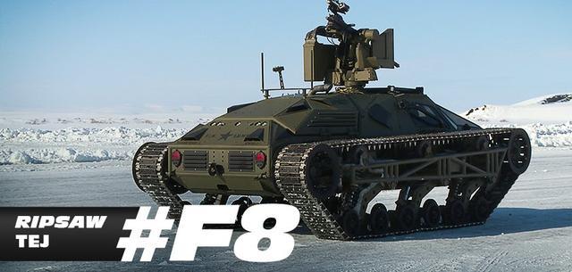 画像4: Fast & Furious 8(邦題:ワイルドスピード8)の新着情報