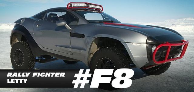 画像5: Fast & Furious 8(邦題:ワイルドスピード8)の新着情報