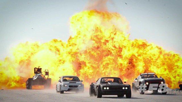 画像2: Fast & Furious 8(邦題:ワイルドスピード8)の新着情報