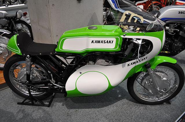 画像: KAWASAKI H1R en.wikipedia.org