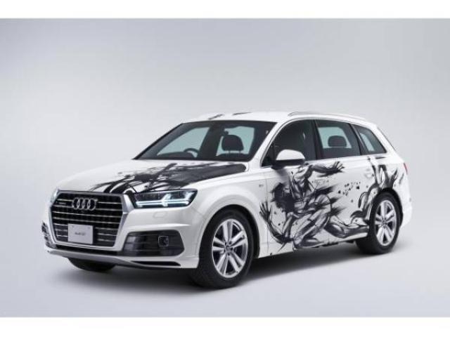 画像: 新車 Audi Q7 世界に1台のHIDEKICHI Dynamic Edition - ヤフオク!